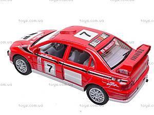 Инерционная машина Subaru Impreza, KT5328W, купить