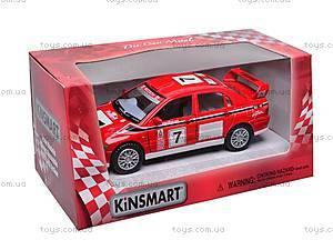 Инерционная машина Subaru Impreza, KT5328W, детские игрушки