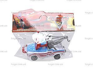 Инерционная машина «Тачки», маленькая, PH1395, toys