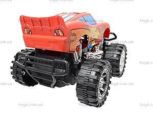 Инерционная машина «Тачки», с большими колесами, GT-14, купить