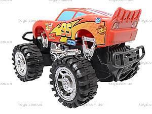 Инерционная машина «Тачки», с большими колесами, GT-14, фото