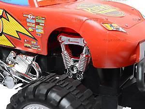 Инерционная машина «Тачки», с большими колесами, GT-14, детские игрушки