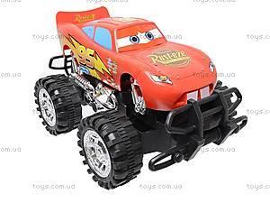 Инерционная машина «Тачки», с большими колесами, GT-14, магазин игрушек