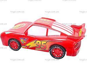 Инерционная машина «Тачки» Supercar, 388-09A, цена