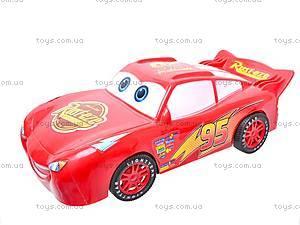 Инерционная машина «Тачки» Supercar, 388-09A, игрушки