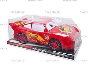 Инерционная машина «Тачки» Supercar, 388-09A, детские игрушки