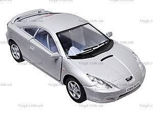 Инерционная машина Toyota Celica, KT5038W, купить