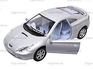 Инерционная машина Toyota Celica, KT5038W, отзывы
