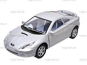 Инерционная машина Toyota Celica, KT5038W, цена