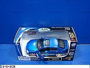 Инерционная машина Toyota Mark X, 6044