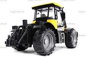 Инерционная машина «Трактор», 1066A, toys.com.ua