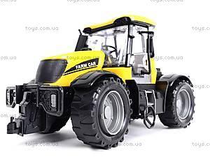 Инерционная машина «Трактор», 1066A, детский