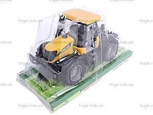 Инерционная машина «Трактор», 1066A, Украина
