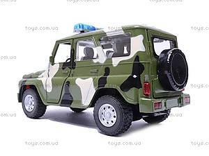 Инерционная машина УАЗ «Армейский» , 9076-C, купить