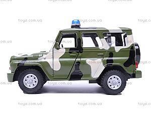 Инерционная машина УАЗ «Армейский» , 9076-C, фото