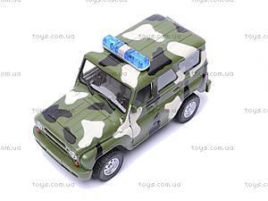Инерционная машина УАЗ «Армейский» , 9076-C