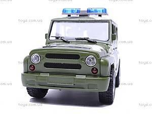 Инерционная машина УАЗ «Армейский» , 9076-C, цена