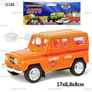 Инерционная машина УАЗ «Аварийная служба» , 11120