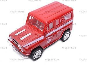 Инерционная машина УАЗ «Пожарная» , 11117