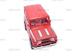 Инерционная машина УАЗ «Пожарная» , 11117, купить