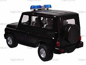 Инерционная машина УАЗ «Полиция» , 9076-A, фото