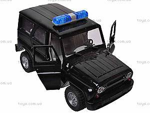 Инерционная машина УАЗ «Полиция» , 9076-A, отзывы