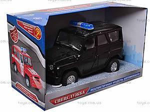 Инерционная машина УАЗ «Полиция» , 9076-A, цена