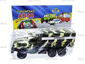 Инерционная машина Урал «Спецназ», 36120