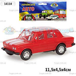 Инерционная машина ВАЗ-2106 «Спорт», 14114