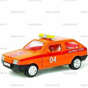 Инерционная машина ВАЗ-2108 «Аварийная служба», 5116