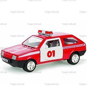 Инерционная машина ВАЗ-2108 «Пожарная», 5111