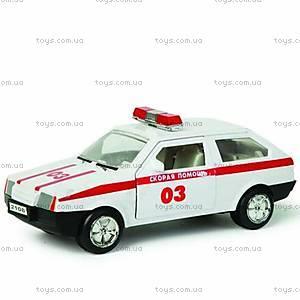 Инерционная машина ВАЗ-2108 «Скорая помощь», 5113