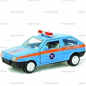 Инерционная машина ВАЗ-2108 «Служба аэропорта», 5118