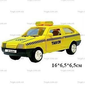Инерционная машина ВАЗ-2108 «Такси», 5114