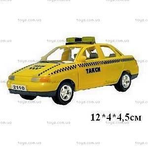Инерционная машина ВАЗ-2110 «Такси», 4114