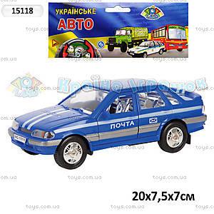 Инерционная машина ВАЗ-2115 «Почта», 15118