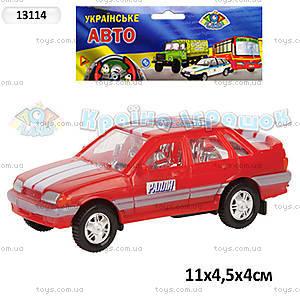 Инерционная машина ВАЗ-2115 «Ралли», 13114