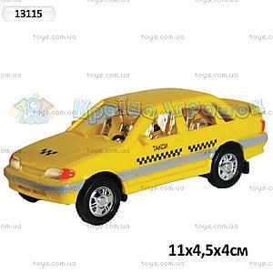 Инерционная машина ВАЗ-2115 «Такси», 13115