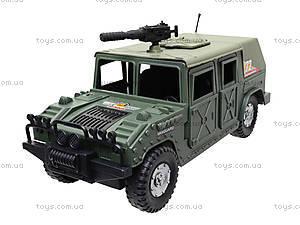Инерционная машина «Военный джип», 4918B05, купить