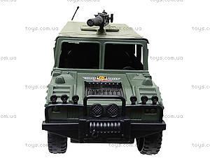 Инерционная машина «Военный джип», 4918B05, отзывы