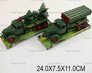 Инерционная машина «Военный грузовик», 217