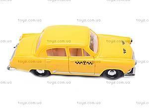 Инерционная машина Волга 2100 «Такси», 35004
