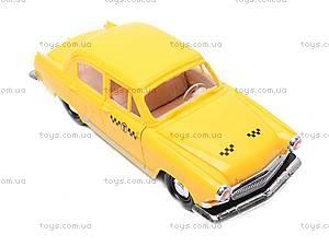 Инерционная машина Волга 2100 «Такси», 35004, купить