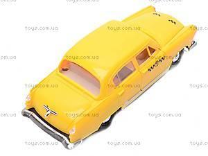 Инерционная машина Волга 2100 «Такси», 35004, фото