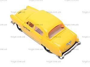 Инерционная машина Волга 2100 «Такси», 35004, отзывы