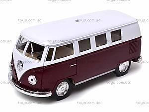 Инерционная машина Volkswagen Classical Bus 1962, KT5060W