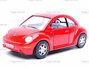 Инерционная машина Volkswagen New Beetle, KT5028W