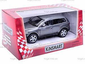 Инерционная машина Volkswagen Touareg 2003, KT5078W, купить