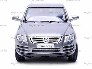 Инерционная машина Volkswagen Touareg 2003, KT5078W, отзывы