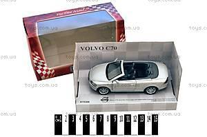 Инерционная машина Volvo C70, 5306 W